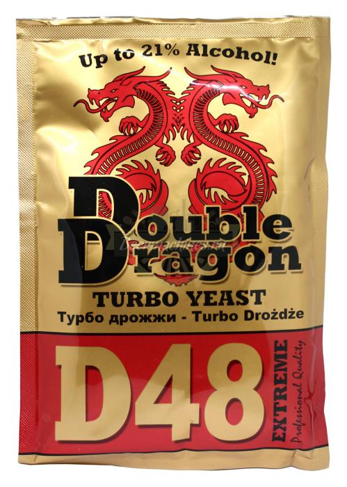 Double Dragon D48 Turbo